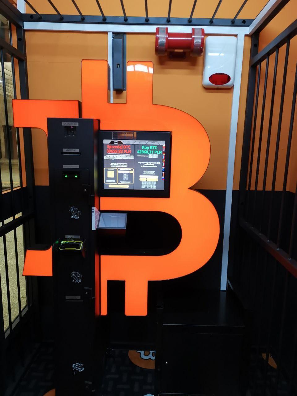 kantor bitcoin warszawa